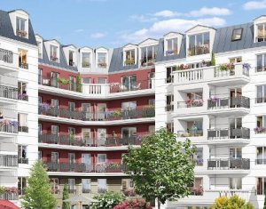 Achat / Vente immobilier neuf Gagny à 200 mètres du RER E (93220) - Réf. 4077