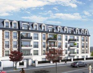 Achat / Vente immobilier neuf Gagny proche de la gare RER Le Chénay Gagny (93220) - Réf. 2865