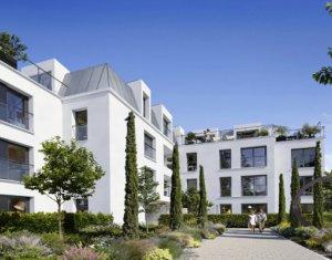 Achat / Vente immobilier neuf Garches proche fôret de la Malmaison (92380) - Réf. 5150