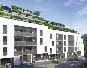 Achat / Vente immobilier neuf Gentilly proche RER B (94250) - Réf. 3748