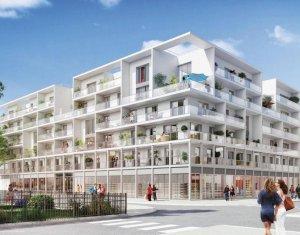 Achat / Vente immobilier neuf Gif-sur-Yvette dans l'éco-quartier O'rizon (91190) - Réf. 1240