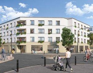 Achat / Vente immobilier neuf Gonesse à proximité du Parc de la Patte d'Oie (95500) - Réf. 4308