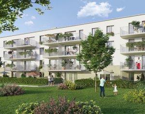Achat / Vente immobilier neuf Gonesse proche parc de la Patte d'oie (95500) - Réf. 3935