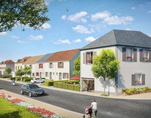 Achat / Vente immobilier neuf Goussainville proche centre-ville (95190) - Réf. 1628