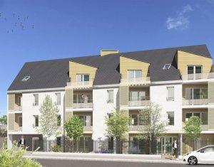 Achat / Vente immobilier neuf Gretz-Armainvilliers proche RER E (77220) - Réf. 3212