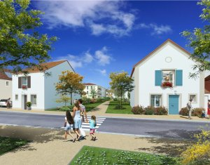 Achat / Vente immobilier neuf Guibeville proche Mairie (91630) - Réf. 2758