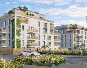 Achat / Vente immobilier neuf Guyancourt à 200 mètre du centre-ville (78280) - Réf. 5267