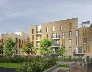 Achat / Vente immobilier neuf Guyancourt proche centre-ville (78280) - Réf. 4623