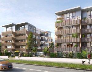 Achat / Vente immobilier neuf Guyancourt quartier du Pont-du-Routoir (78280) - Réf. 2354