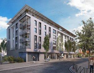 Achat / Vente immobilier neuf Guyancourt quartier Villaroy (78280) - Réf. 6126