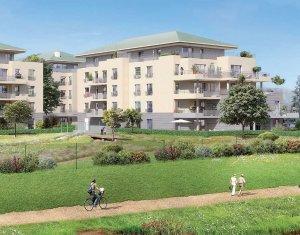 Achat / Vente immobilier neuf Hardricourt Berges de la Seine (78250) - Réf. 1812