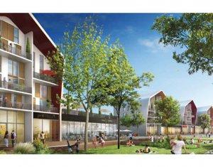 Achat / Vente immobilier neuf Herblay proche Paris (95220) - Réf. 1131
