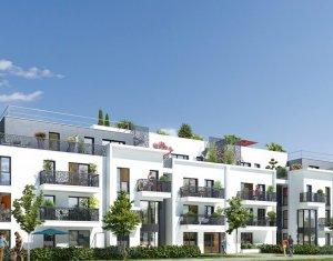 Achat / Vente immobilier neuf Houilles proche Paris (78800) - Réf. 1653