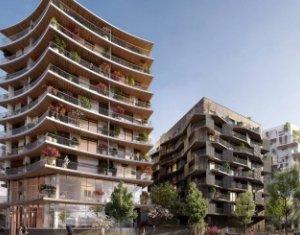 Achat / Vente immobilier neuf Issy-les-Moulineaux écoquartier Léon Blum (92130) - Réf. 3467