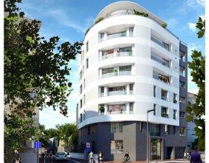 Achat / Vente immobilier neuf Issy-les-Moulineaux métro Corentin Celton (92130) - Réf. 997
