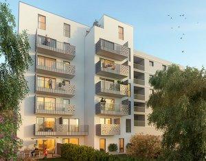 Achat / Vente immobilier neuf Issy Les Moulineaux proches des transports en commun (92130) - Réf. 3258