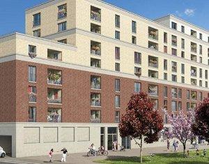 Achat / Vente immobilier neuf Ivry-sur-Seine quartier Ivry Confluence (94200) - Réf. 5892