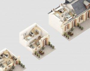 Achat / Vente immobilier neuf Jouars-Pontchartrain domaine du château (78760) - Réf. 6087