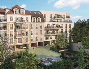 Achat / Vente immobilier neuf Juvisy-sur-Orge à 300 mètres de la gare (91260) - Réf. 3196