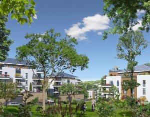 Achat / Vente immobilier neuf l'Etang-la-Ville au cœur de la forêt de Marly-le-Roi (78620) - Réf. 1688