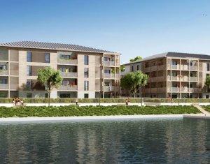 Achat / Vente immobilier neuf L'Isle-Adam en bordure d'un port de plaisance (95290) - Réf. 255