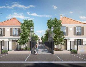 Achat / Vente immobilier neuf L'Isle-Adam proche centre-ville (95290) - Réf. 1771