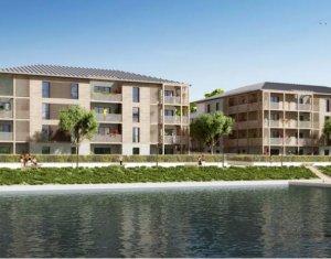 Achat / Vente immobilier neuf L'Isle -Adam proche de la marina (95290) - Réf. 1354