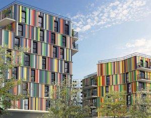 Achat / Vente immobilier neuf La Courneuve à 5km de Paris (93120) - Réf. 1000