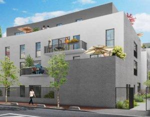 Achat / Vente immobilier neuf La Courneuve à 7 min du tramway (93120) - Réf. 6138