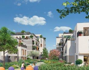 Achat / Vente immobilier neuf La Courneuve proche métro 7 (93120) - Réf. 407