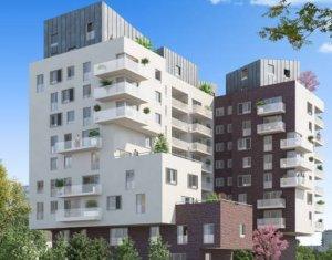 Achat / Vente immobilier neuf La Courneuve quartier de la Tour (93120) - Réf. 3932