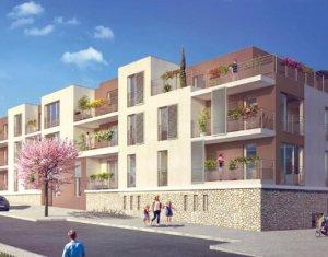 Achat / Vente immobilier neuf La Ville-du-Bois proche centre-ville (91620) - Réf. 1284