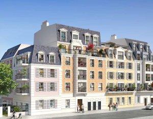 Achat / Vente immobilier neuf Le Blanc-Mesnil à 1,2 km du RER B (93150) - Réf. 3206