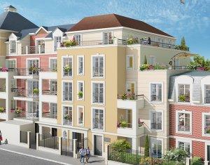 Achat / Vente immobilier neuf Le-Blanc-Mesnil à deux pas du lycée (93150) - Réf. 4118