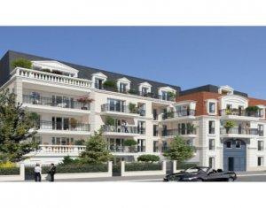 Achat / Vente immobilier neuf Le Blanc-Mesnil centre-ville (93150) - Réf. 2704