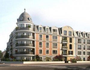 Achat / Vente immobilier neuf Le Blanc-Mesnil proche commerces (93150) - Réf. 4483
