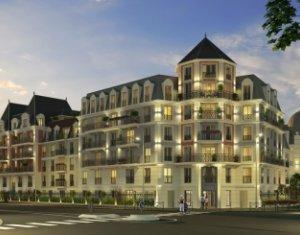 Achat / Vente immobilier neuf Le Blanc-Mesnil proche de la gare (93150) - Réf. 2286