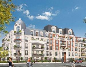 Achat / Vente immobilier neuf Le Blanc-Mesnil proche du RER (93150) - Réf. 1064