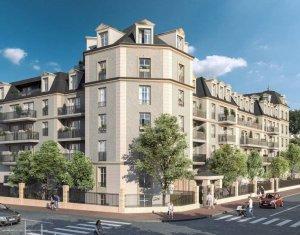 Achat / Vente immobilier neuf Le Blanc-Mesnil proche Place de la Libération (93150) - Réf. 6198