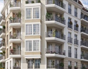 Achat / Vente immobilier neuf Le Blanc-Mesnil proche RER B (93150) - Réf. 3274