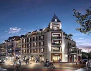 Achat / Vente immobilier neuf Le Blanc-Mesnil secteur de la Muette (93150) - Réf. 5911