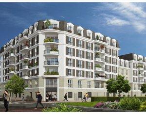 Achat / Vente immobilier neuf Le Blanc-Mesnil secteur pavillonnaire (93150) - Réf. 2039