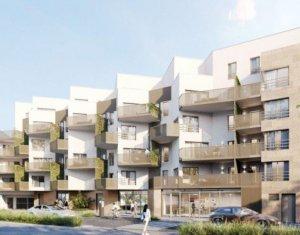 Achat / Vente immobilier neuf Le Bourget à 100m du RER B (93350) - Réf. 5490