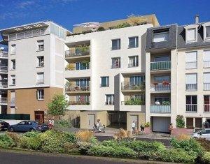 Achat / Vente immobilier neuf Le Bourget Grand Paris proximité futures lignes métros 16 & 17 (93350) - Réf. 607