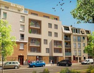 Achat / Vente immobilier neuf Le Bourget proche des commodités (93350) - Réf. 272