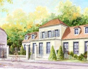 Achat / Vente immobilier neuf Le Pecq quartier Wandrille (78230) - Réf. 2536