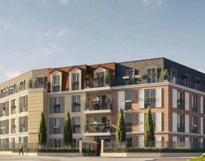 Achat / Vente immobilier neuf Le Plessis-Bouchard en coeur de ville (95130) (95130) - Réf. 4611