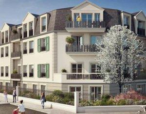 Achat / Vente immobilier neuf Le Plessis-Bouchard proche RER C (95130) - Réf. 3465