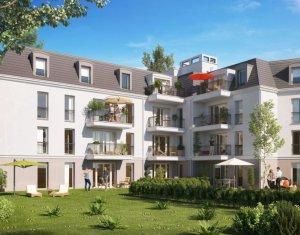 Achat / Vente immobilier neuf Le Plessis-Trévise proche commerces et transports (94420) - Réf. 2244