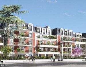 Achat / Vente immobilier neuf Le Plessis-Trévise quartier du centre historique (94420) - Réf. 1633